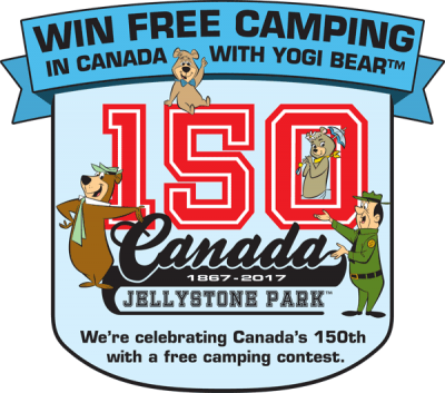 Jellystone Parks Are Planning A Variety Of Activities To Celebrate Canada's 150th Birthday - Yogi Bear's Jellystone Park Franchise 5