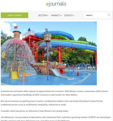 REIT - Real Estate Investment Trusts - Jellystone Park Camp-Resorts 7
