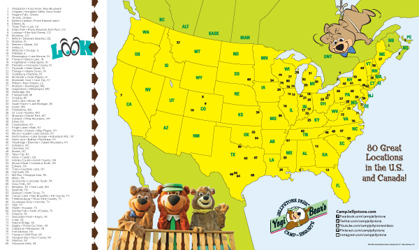 Camping Franchise Provides High Growth Opportunity - Yogi Bear's Jellystone Park™ Camp-Resorts 6
