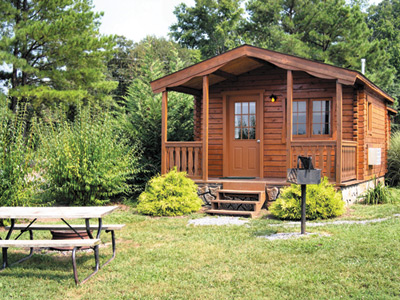 Buying a campground franchise