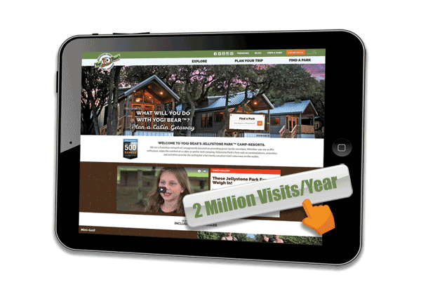 Marketing - Yogi Bear's Jellystone Park Franchise 5