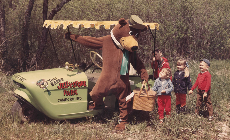 Our History - Yogi Bear's Jellystone Park Franchise 8