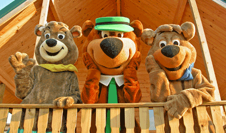 Marketing - Yogi Bear's Jellystone Park Franchise 6